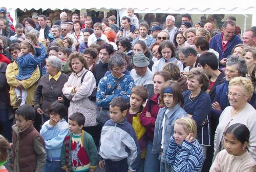 La population cantalienne est estimée à 150 800 habitants en 2005. (Photo d'archives)