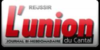 L'Union du Cantal, toute l'actualit� de la presse agricole du Cantal en direct - journal hebdomadaire r�gional d'informations agricoles.